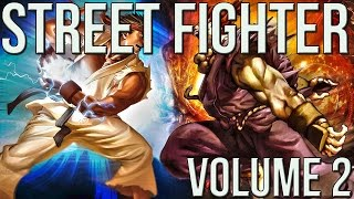 "Street Fighter Comics Vol. 2 ""Akuma VS Ryu"" - Comicstorian"