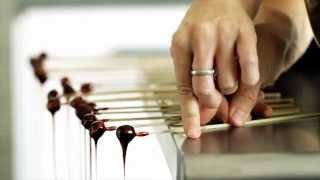 Step 3: Espresso Cake - Caramelise Hazelnuts