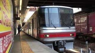 [5000重連回送‼️]名鉄5000系 5013f+5008f(回送須ヶ口行き)金山駅 発車‼️