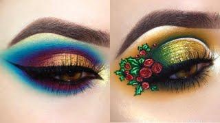 Amazingly Eye Makeup Art Ever!!!😍😍