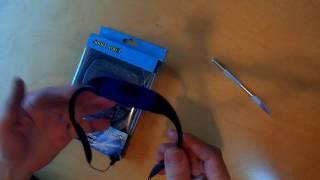 видео Наушники для плавания в бассейне: Sony, беспроводные, как выбрать