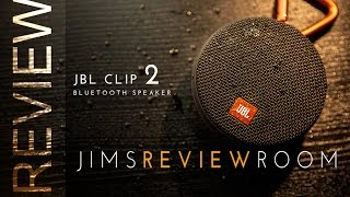 JBL Clip 2 Bluetooth Speaker - REVIEW