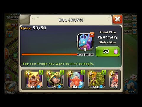 Castle Clash WARNING!!! The Training Glitch Is More Than Visual