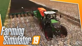 #105 - SEMINIAMO LATTUGA - FARMING SIMULATOR 19 ITA RUSTIC ACRES