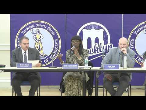 One Brooklyn-- Brooklyn Borough Board Meeting- April 4, 2017