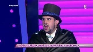 Artus - Gérard Majax vend son matériel aux enchères #ONDAR