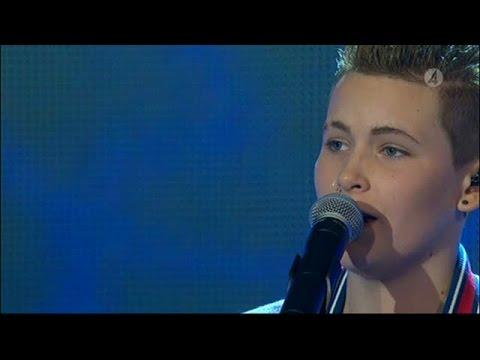 Linni Barresjö - What Are Words - Idol Sverige (TV4)