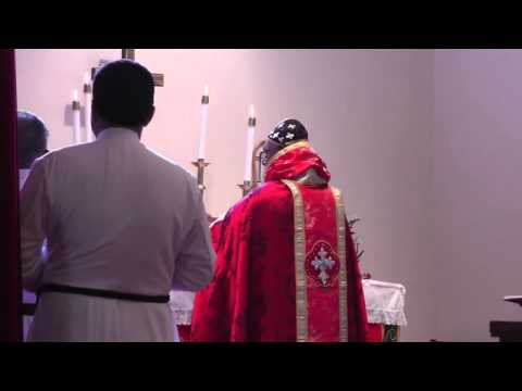 First Communicants Dedication Service 2015