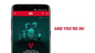 Gambar cover How to download iflix