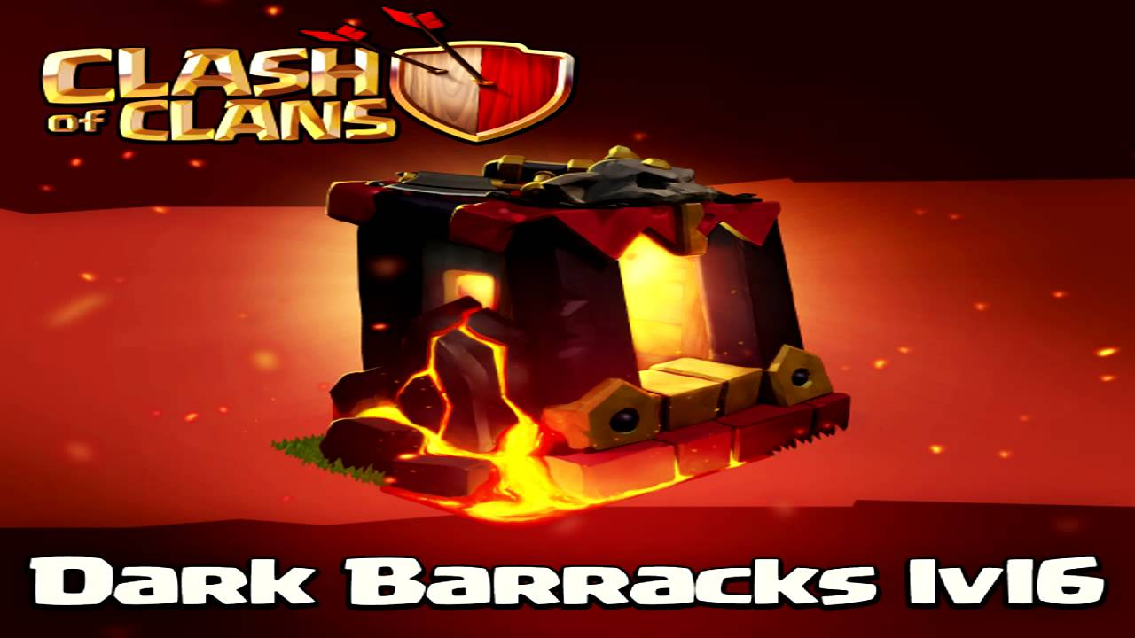 Barracks - Clash of Clans Hungarian Wiki