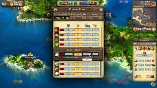 Port Royale 3: Pirates and Merchants Walkthrough Video