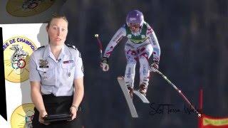 Equipe de France Militaire de Ski : Sergent Tessa Worley