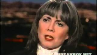 Servant of the Bones -- Interview with Anne Rice