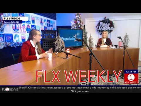 FLX WEEKLY: It's A Wonderful Weekend in Seneca Falls & Kristin Bauer in-studio (podcast)