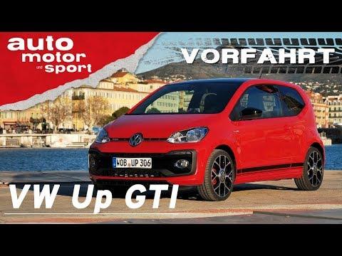 VW Up GTI (2018): Spaßrakete oder Rohrkrepierer? – Vorfahrt (Review) I auto motor und sport