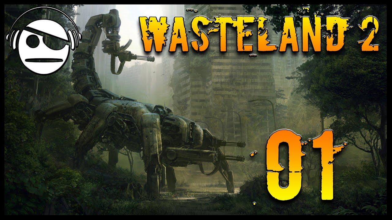 WASTELAND 2 WALKTHROUGH EPUB