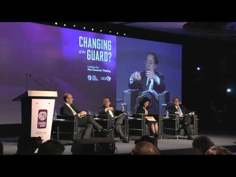 Business Leaders Panel: The Future of the World and Asia's Role - INET Hong Kong