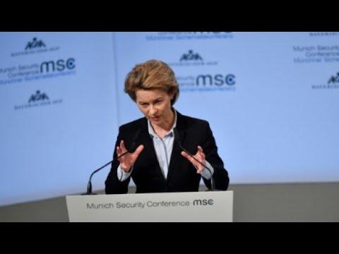 باريس وبرلين تؤكدان على أهمية اتفاق دفاعي أوروبي خارج الناتو  - نشر قبل 31 دقيقة