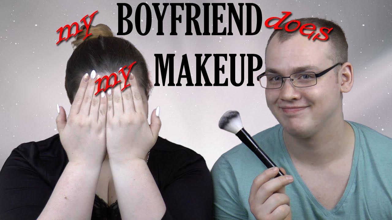ON FLEEK | Mein Freund schminkt mich | My Boyfriend does
