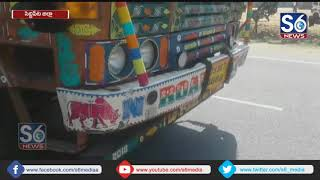 Road Accident Near Pragnapur || S6 Media
