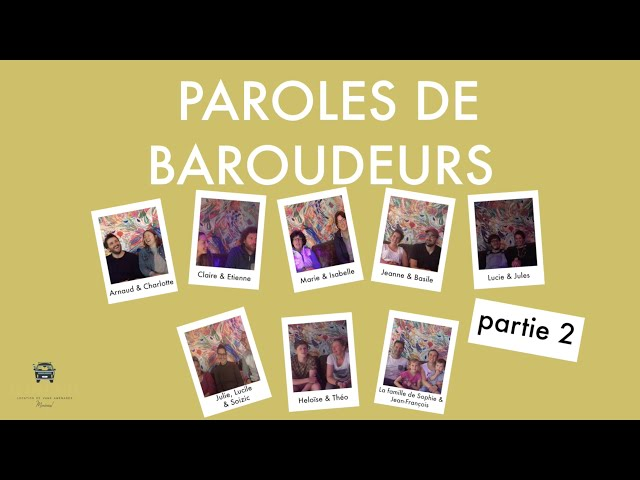 PAROLES DE BAROUDEURS - N°2