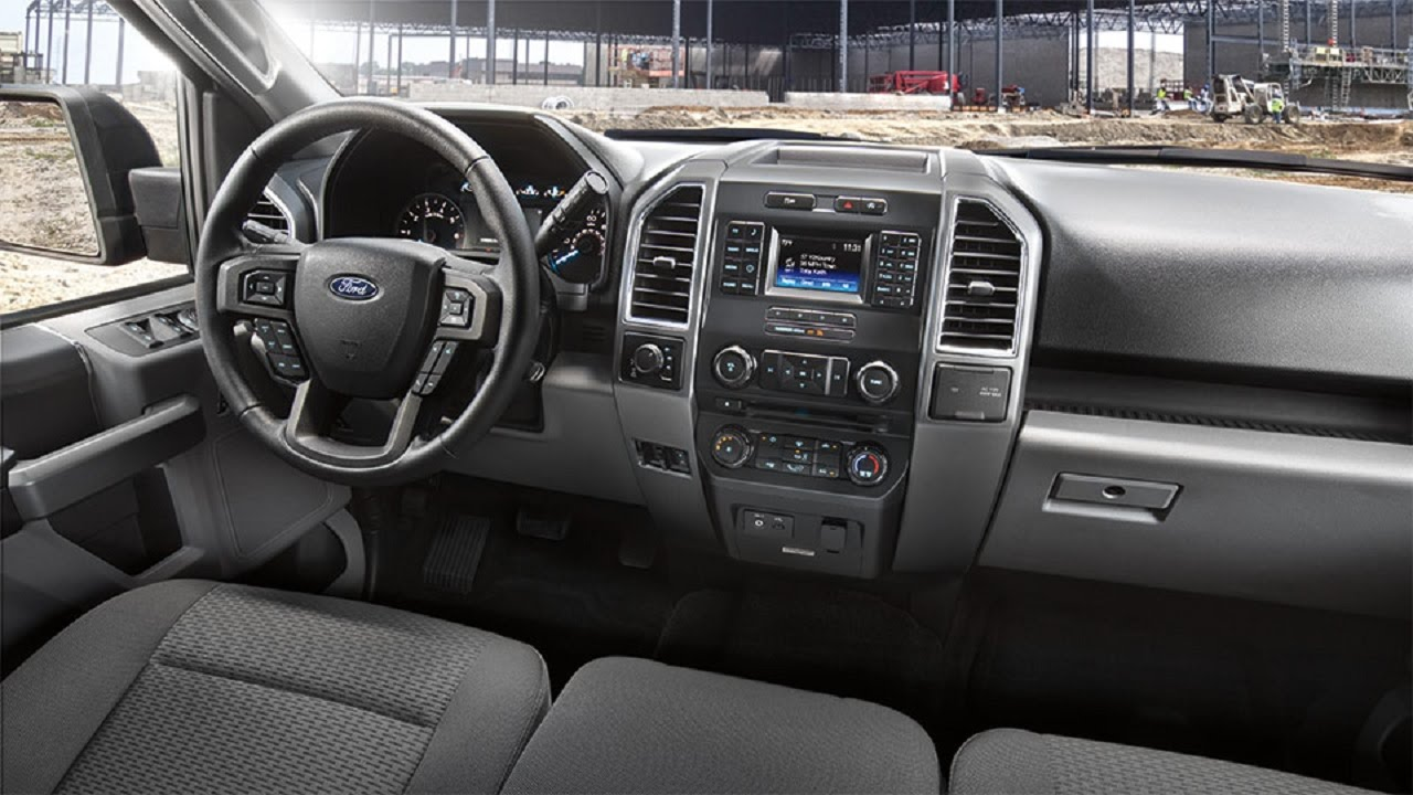 2015 Ford F 150 Interior Desisgn Youtube