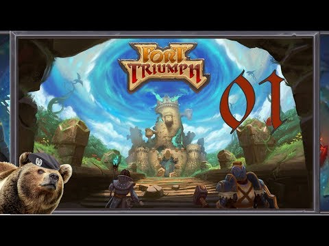 Fort Triumph (pre-Early Access Build) - Episode 01