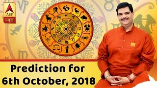 Daily Horoscope With Pawan Sinha: Prediction For 6th October, 2018 | ABP News