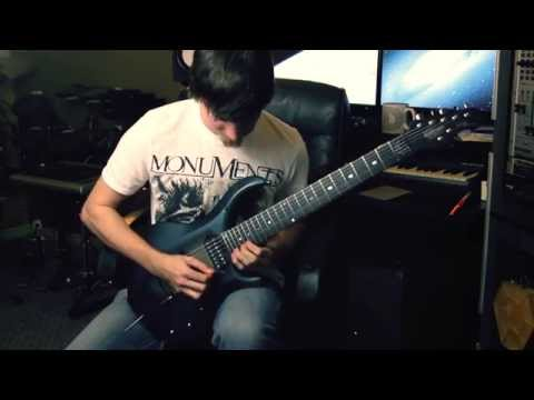 Dream Theater - Behind The Veil solo