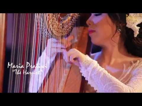 """What a Wonderful World  [Harp Cover] by Maria Pratiwi """"The Harpist"""" feat. Appasionata Big Band"""