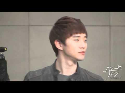 [FANCAM] 101220 Samsung medical center - Junho - Only you
