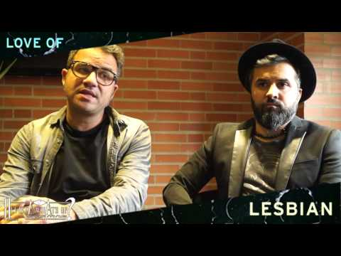 Love Of Lesbian en Colombia  - Entrevista - Revista Whats Up
