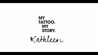 Cover images Kathleen Mastectomy Tattoo Story | In association with Breast Cancer Now