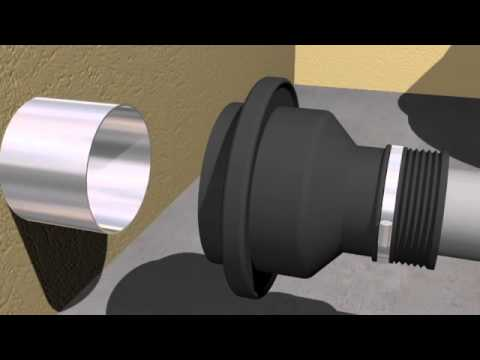 Venti 250 Dryer Vent Cleaning Attachment Youtube
