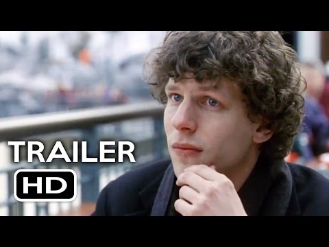 The End of the Tour Trailer (2015) Jesse Eisenberg, Jason Segal Drama Movie HD