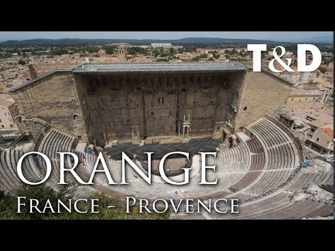 Orange Tourist Video - France Best Cities - Travel & DIscover