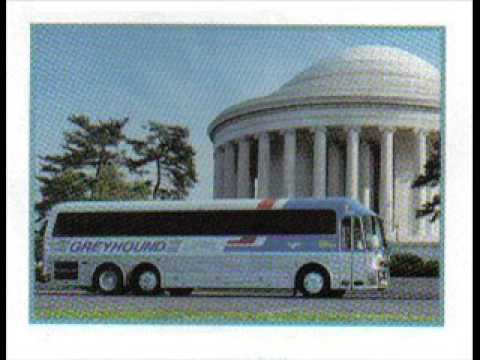 GREYHOUND MOTORCOACHES AUDIO RECORDING 1989 EAGLE BUS #0785