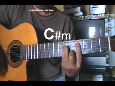 Despierta en guitarra (David Cancino)