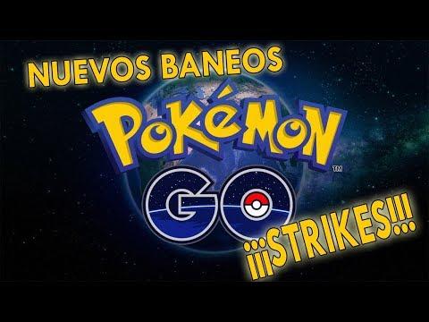 ¡NUEVOS BANEOS! NUEVA POLÍTICA de BANEOS mediante STRIKES en Pokémon GO!! [Keibron]