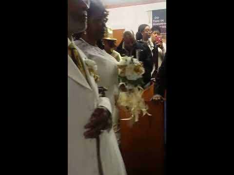 """""""A HOLY & ANOINTED WEDDING"""" Part 1"""