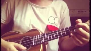 Hãy cố gắng thi tốt --cover #ukulele