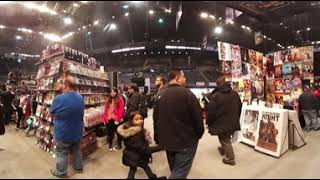 ACE Comic Con Long Island - 360 Floor View