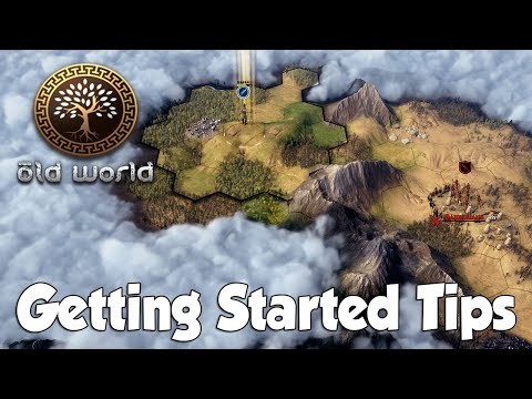 Old World Strategy & Tactics Getting Started Tips