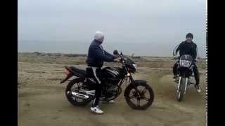 Мотоцикл Viper XT 200 Viper zs 150 и honda dio мото дрифт!!!!
