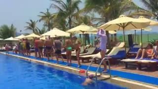Вьетнам НяЧанг! Дессоле! Dessole Sea Lion Beach! 20.04.2016. Море! Солнце! Пенная вечеринка!!!