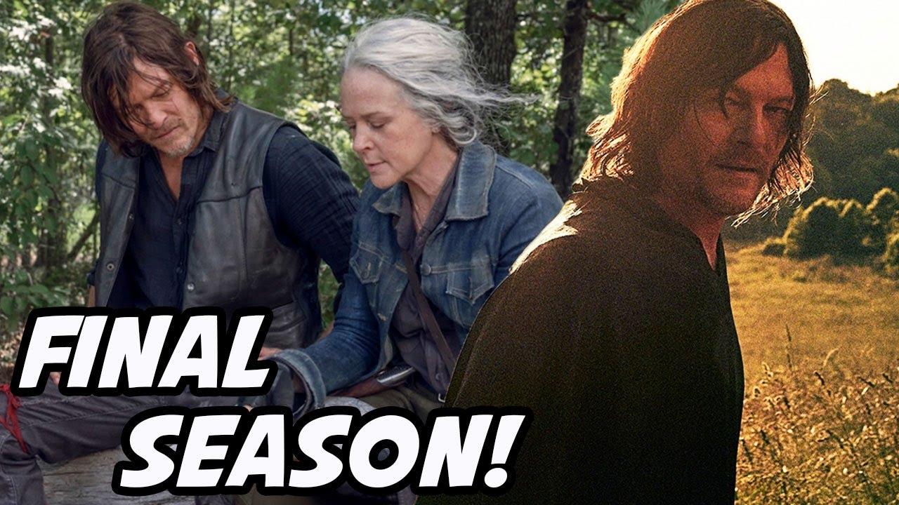 BREAKING: The Walking Dead Ending CONFIRMED! Final Season Announcement The Walking Dead Season 11