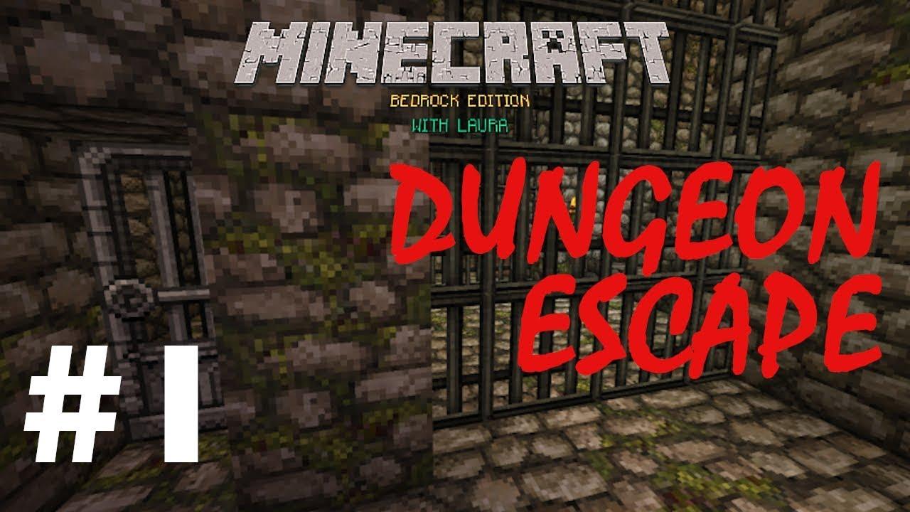 Dungeon Escape Map! w/Lilian #1