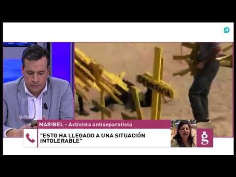 La convivencia entre catalanes, al rojo vivo