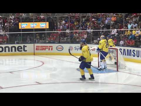 Sweden Goalie Dance Jacob Markstrom Vancouver Canucks Youtube