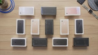 I'm giving away 12 iPhones 7s.....